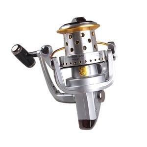 Image 3 - Ryobi proskyer nariz molinete de pesca 3.9:1 5bb carretel de alumínio carpa carretel para água salgada/carretilhas de água doce