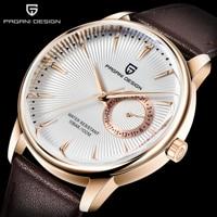 2021 PAGANI DESIGN Top Brand di lusso impermeabile da uomo orologio al quarzo moda Casual sport orologio da uomo orologio militare Relogio Masculino