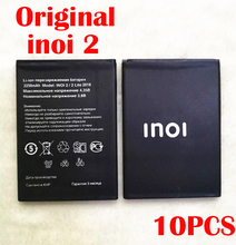 цена на Original 10PCS 2200mAh inoi2 Battery For INOI 2 Lite INOI2 Lite Phone In Stock NEW Production High Quality Battery+Tracking Code