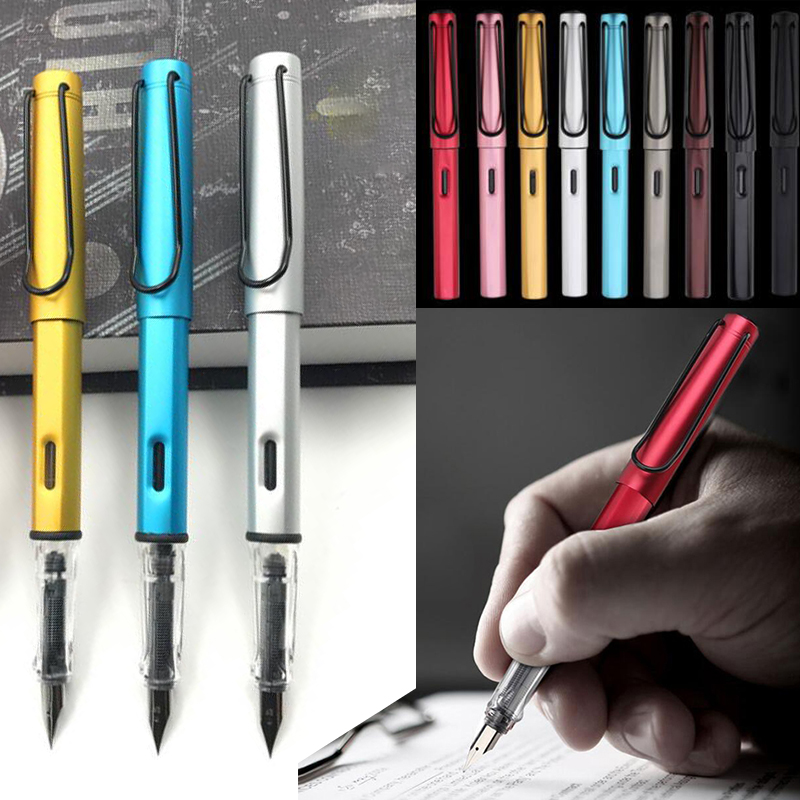 Business-Pen Stationery-Fountain Hand-Toy Gift Exercise Writing Nice Al-Star Lamy Classics
