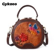 2020 Luxury Bag Women's/Ladies Genuine Leather Handbags Smal