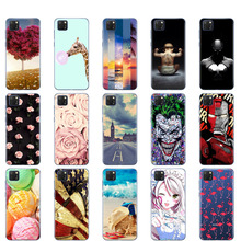 "Silicon Case For Huawei Y5P Case 5.45"" Soft Tpu Phone Cover For Huawei y5p 2020 coque Bumper Funda full 360 Protective cute"