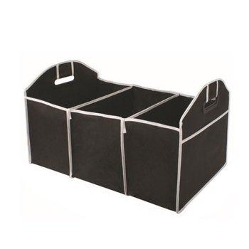 Samochód multi-pocket bagażnik pudełko typu Organizer o dużej pojemności składana torba do przechowywania bagażnik do układania i porządkowania bagażnik samochodowy tanie i dobre opinie Podnamat CN (pochodzenie) Pojemnik do bagażnika Torba non-woven fabric 50*32 5*32 5cm Car Trunk Organizer