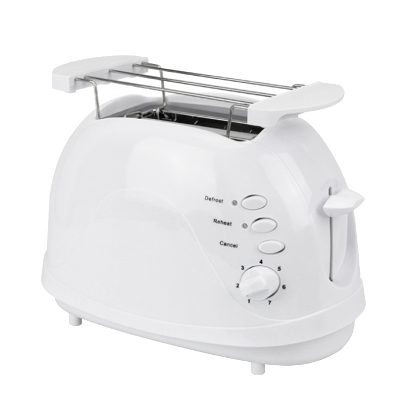 Grille-pain électrique automatique Machine à pain pain grillé four fabricant ménage pour petit déjeuner prise ue