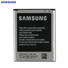 SAMSUNG Original Replacement Battery EB535163LU For Samsung I9082 Galaxy Grand DUOS I9080 I879 I9118 Neo i9060 Authentic Battery protective frosted screen protector for samsung galaxy grand duos i9080 i9082 transparent 5 pcs