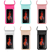 Pouch Waterproof Phone-Case Dry-Diving-Bag with Neck-Strap for Cover Xiaomi Samsung