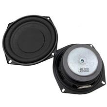 SOTAMIA 1 adet 5.25 inç ses Woofer hoparlör sürücüsü 4 Ohm 30W bas ses aktif hoparlör DIY multimedya Subwoofer hoparlör