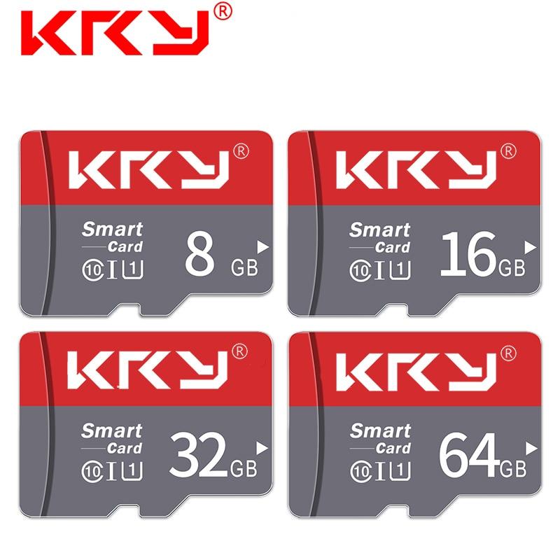 Class 10 Mikro Sd Card 32GB 16GB 8GB TF Card Tarjeta SD Memory Card 128GB 64GB Cartao De Memoria 32GB Microsd Flash Card
