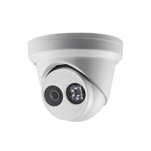 Image 2 - Orijinal HIKVISION 8MP IP kamera DS 2CD2385FWD I güncellenebilir WDR dahili SD kart yuvası IR30m H.265 POE güvenlik kamera