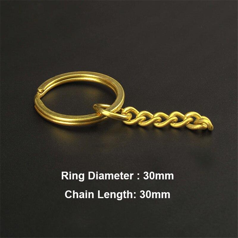 brass keyring (3)