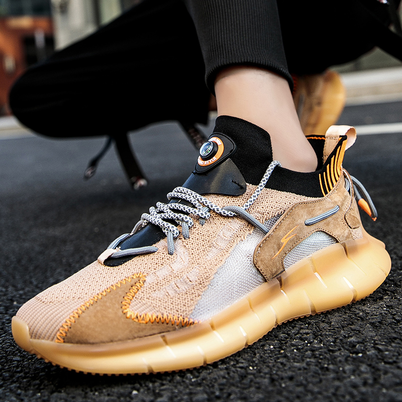 Trend Outdoor Men Free Running for Men High quality Sports Shoes Lace up Athietic Jogging Walking