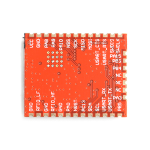 Image 3 - SX1276 SX1278 לורה מודול RHF76 052 RHF78 052 LoRaWAN צומת מודול STM32 433mhz 470mhz 868mhz 915mhz נמוך כוח ארוך מרחק