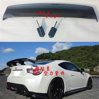 car-styling G Style Carbon Fiber Rear Trunk Spoiler Wing For Toyota GT86 Subaru BRZ Scion FR-S spoiler