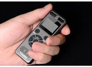 Image 4 - Yulass 8GBเครื่องบันทึกเสียงระดับมืออาชีพแบบพกพาเครื่องบันทึกเสียงดิจิตอลUSBสนับสนุนหลายภาษา,tf Card 64GB