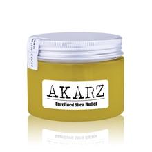 AKARZ brand Shea Butter Cream Natural irritation Maternity Stretch Marks And Scar Skin Body Repair Remove Scar Care Cream