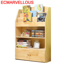 Estanteria Para Libro Kids Libreria Oficina Bureau Meuble Decor Decoracion Wood Book Retro Furniture Decoration Bookshelf Case
