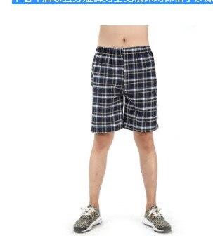 Casual Shorts Trousers Sweatpants Jogger Breathable Summer Man Striped Men Men's