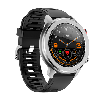 F12 Smart Watch Waterproof touch screen BT5.0 APP control For Android Ios Phone round fashion intelligent Watch