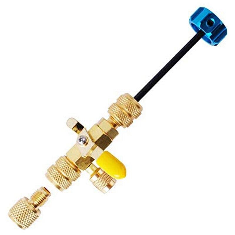 HVAC Spool Removal Tool for R410A/R22/R600/R32 A/C and Refrigerator Spool Remover/Installer
