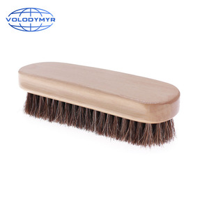 Image 2 - Car Wash Horsehair Brush Detailing Tools for Auto Cleaning Clean Detail Carwash Interior Accessories Reinigung Washing Products