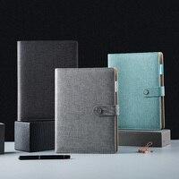 A5 Tagebuch Planer Organizer Binder Notebooks und Zeitschriften DIY Agenda Wöchentlich Hinweis Buch Spirale Business Reisende Ring Notizblock Kit