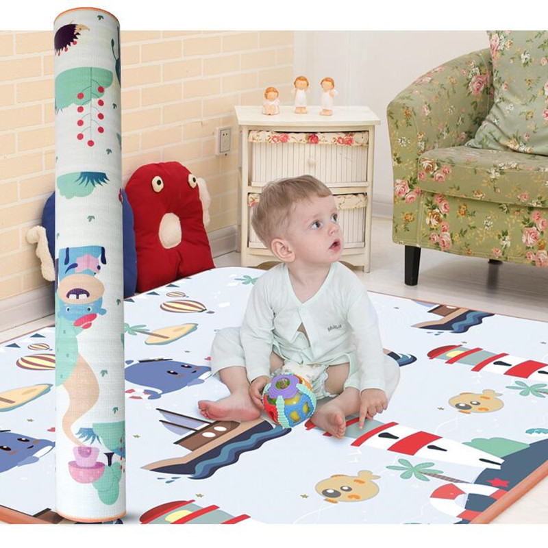 Kids Rug Puzzle Baby Crawling Play Mat Developing Mat Toys For Children s Mat Waterproof EPE Kids Rug Puzzle Baby Crawling Play Mat Developing Mat Toys For Children's Mat Waterproof EPE Giraffe Eco-friendly Carpet Playmat