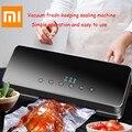 Электрический вакуумный упаковщик XIAOMI MIJIA, упаковочная машина для дома и кухни, для герметизации, для сохранения свежести пищевых продуктов