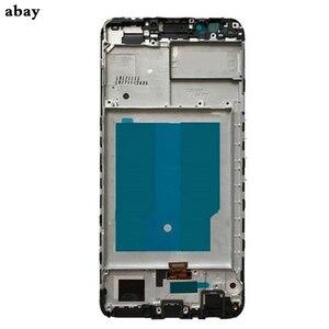 Image 4 - עבור Huawei Y7 2018 LCD תצוגת מגע Digitizer עבור Huawei Y7 פרו 2018 LCD עם מסגרת Y7 ראש 2018 מסך עצרת lcd 5.99