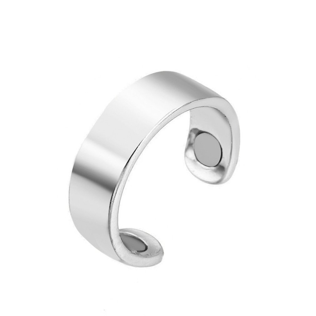 1 Ring Part Anti-snoring Magnetic Therapy Treatment Health Care Ring Pain Relief Arthritis And Carpal Tunnel