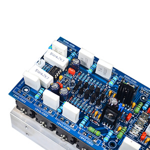 Image 4 - AIYIMA 1000W High Power Mono Channel Amplifier Board Professional Stage AMP Board With 5200 1943 Tubes For Sound Amplifiers DIY