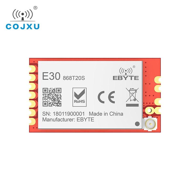 SI4463 868MHz Ebyte Rf Module 868 MHz E30-868T20S Wireless Transceiver 20dBm SMD Rf Receiver Transmitter Wireless Serial Port