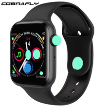 Cobrafly Bluetooth Call Smart Watch W34 ECG Heart Rate Monitor smart watches men women for apple huawei xiaomi phone PK iwo 8 9