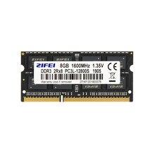 ZIFEI DDR3 ram 8gb 1600HMz DDR3L 1866HMz 1333HMz 1.35v Laptop ram memory
