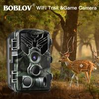 WIFI-810 Hunting Camera 20MP Wireless Wifi APP Trail Camera Night Vision 1080P Remote Waterproof Surveillance Hunting Accessory
