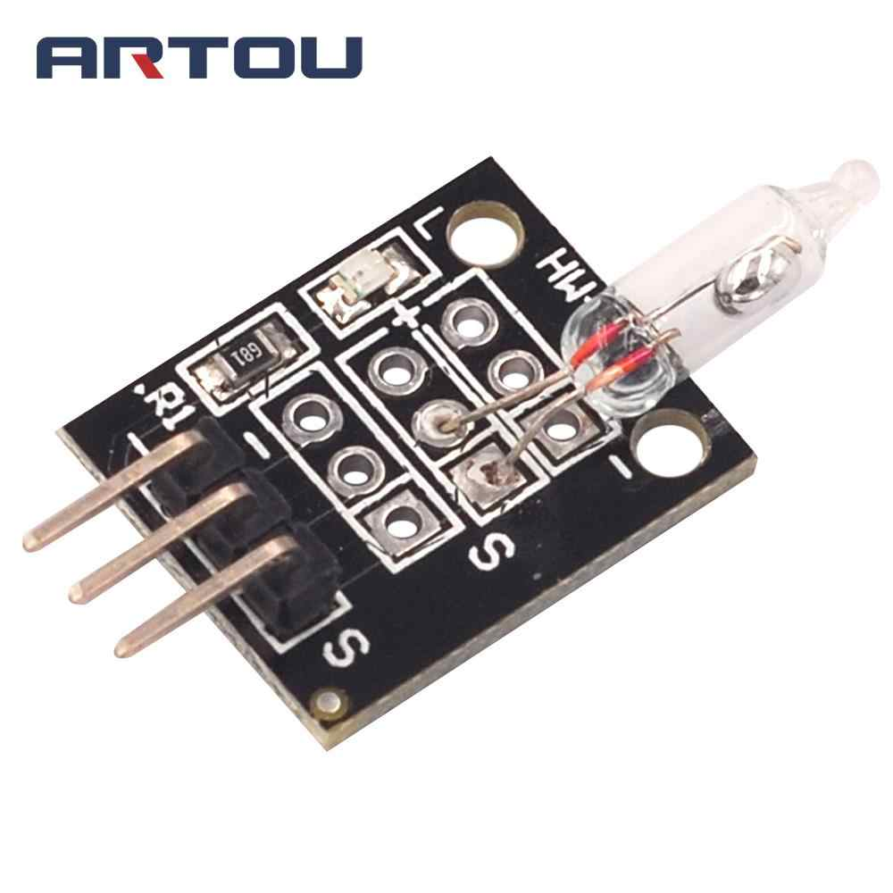 1PCS Mercury switch module voor arduino KY-017 sensor