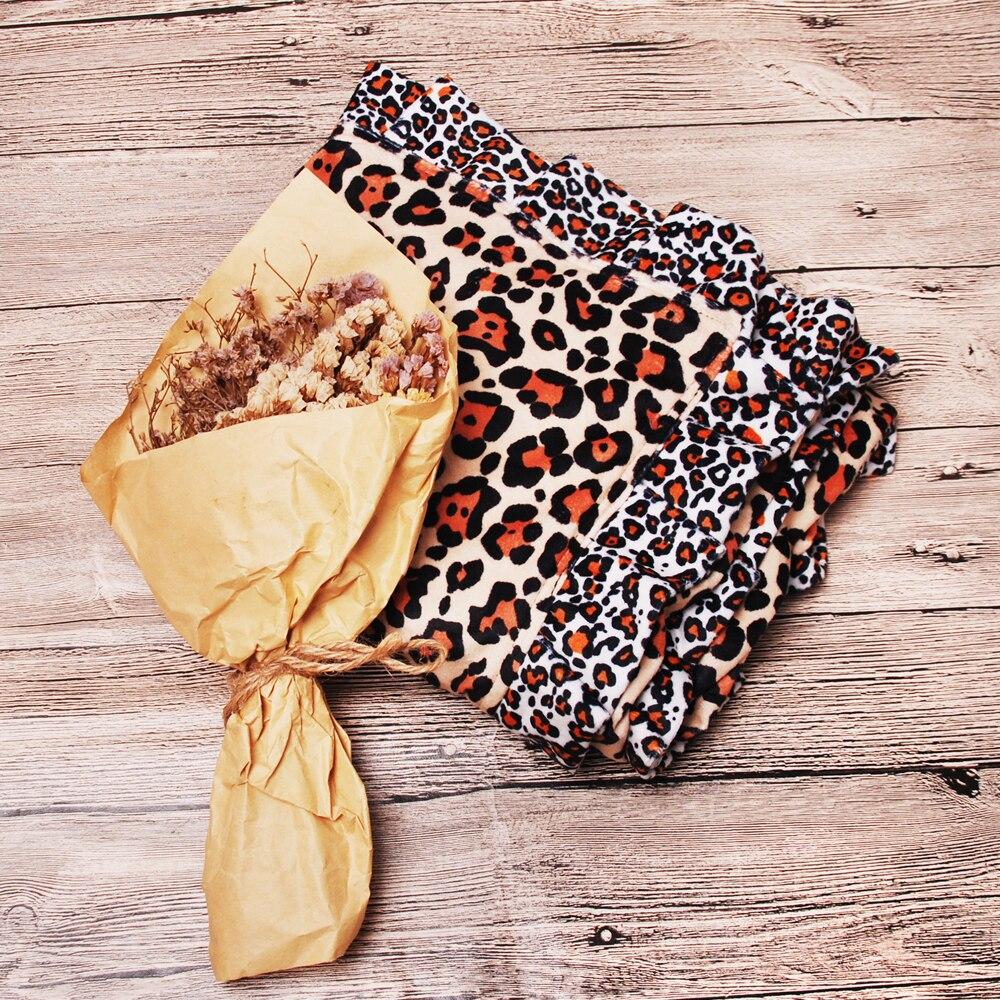 Léopard couverture pointillé en peluche tissu Swaddle couverture décor fourrure bébé nouveau-né couverture couverture utilisée pour quotidien enfants couverture
