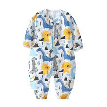 Pajamas Blanket Sleepers Girls Bebe Toddler Baby Summer Children Gauze Jumpsuit Bed Beathable