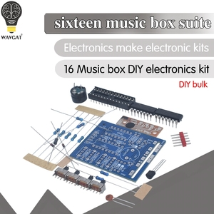 DIY Kit Sixteen Music Box Suit