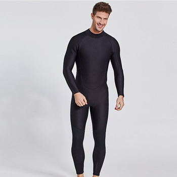 SBART Long Sleeve Neoprene Wetsuit Women Back Zipper Diving Suit 2mm For Men Snorkeling Suit Jellyfish Clothing Sailing Clothes