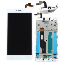 For Xiaomi redmi Note 4X/Note 4 Global Glass LCD display Touch Screen Assembly Panel Frame Screen Digitizer Replacement Part(China)