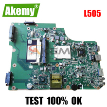 AKEMY V000185580 Laptop Motherboard For Toshiba Satellite L505 L505D 1310A2250810 Socket S1 DDR2 Main Board Free cpu