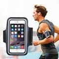 Спортивный чехол на руку 4,0/5,5 дюйма, Модный женский держатель для телефона, сумочки на руку для смартфона, слинг для бега, тренажерного зала, ...