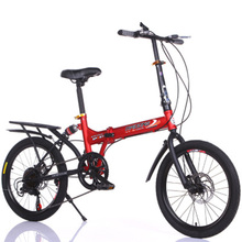 20 Inches Folding Bicycle with Disc Brake