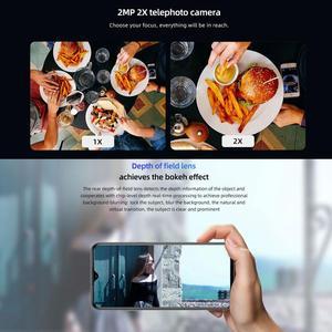 "Image 5 - DOOGEE X95 Smartphone 6.52 ""מים drop מסך 2GB + 16GB MTK6737V/WA Quad core 1.3GHz אנדרואיד 10 טלפון פנים מזהה מעיים אחורי מצלמה"