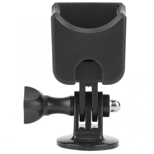 Dji osmoポケットカメラ拡張ベースマウントホルダースタンドブラケットと 1/4 ネジ穴三脚用selfieスティック