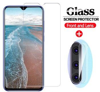 Перейти на Алиэкспресс и купить 2в1 закаленное стекло для Vivo V15 V17 Pro Защита экрана для Vivo V11 V11i iQOO Neo S1 Y12 Y17 V 15 Y 17 HD пленка для объектива камеры