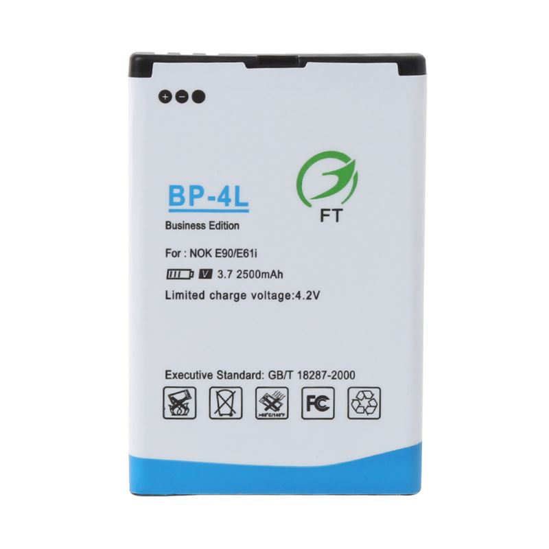 2500mah BP-4L Replacement Li-ion Battery For 96/112 LED Camera Video Light