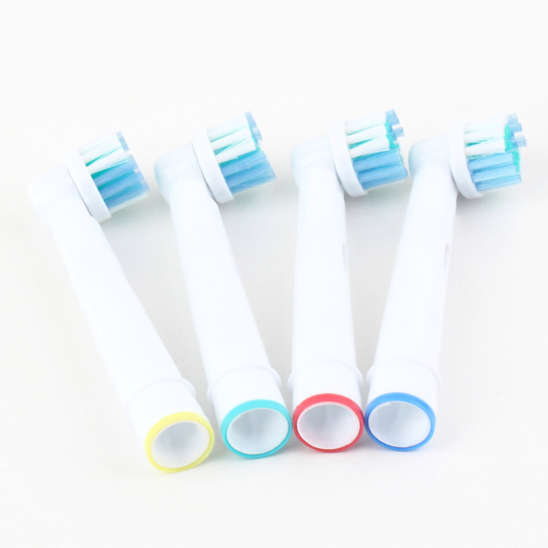 4 Pcs set Replacement Toothbrush Electric Brush Head For Oral B Vitality Precision Clean Braun image