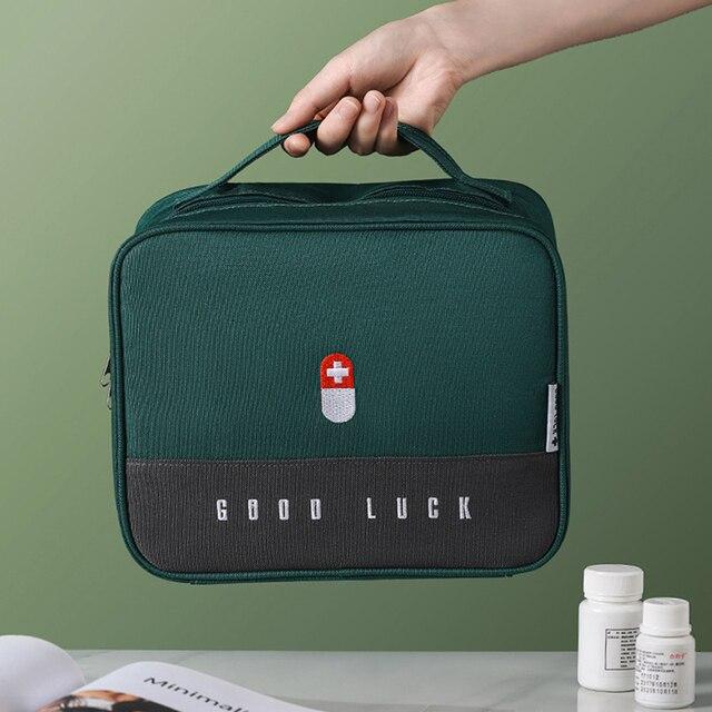 Layered Thickened Medicine Box