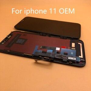 Image 2 - Yeni OEM LCD Pantalla için iPhone X xs max GX için LCD ekran dokunmatik ekran Digitizer meclisi iphone 11 pro max XR ekran